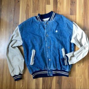 Vintage Hartwell Viasport Denim Jacket Size L